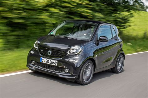 Smart Brabus Fortwo 2018 Review Auto Express
