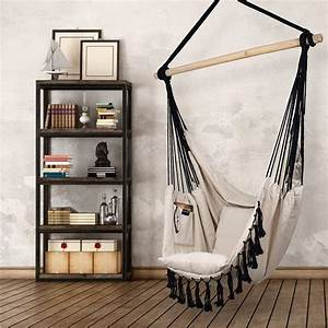 Cheap-floating-hammock-chair-for-bedroom