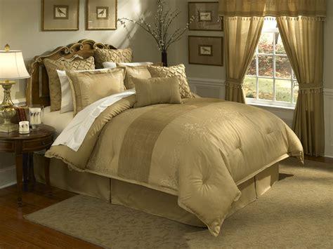 gold comforter set lantana 4 pc comforter set gold