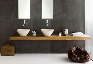 Waschtisch Für Aufsatzwaschbecken Aus Holz : badezimmerm bel holz modern neuesten ~ Michelbontemps.com Haus und Dekorationen