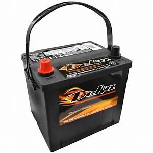 12 Volt Deka Battery