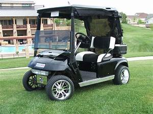 Ezgo Electric Golf Cart Motor Upgrades