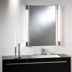Spiegelleuchte Bad Led : moderne led spiegelleuchte f rs bad kubische form mit chrom romano led 900 ~ Buech-reservation.com Haus und Dekorationen