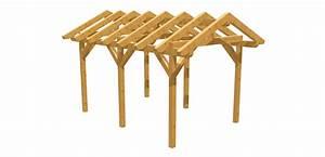 Sparen durch selber bauen holz bauplande for Terrassenüberdachung bauplan pdf