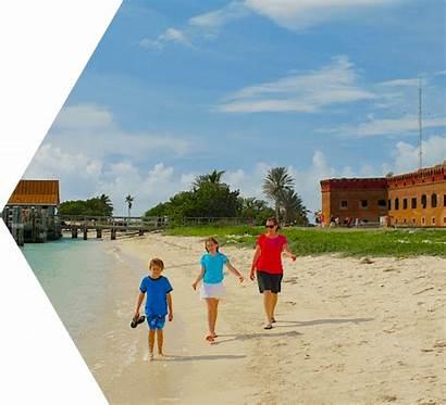 Dry Tortugas Beach Beaches Seaplane Key West