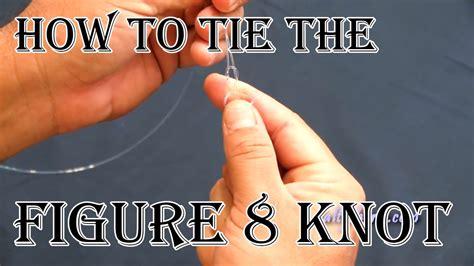 figure tuna knot tie fish
