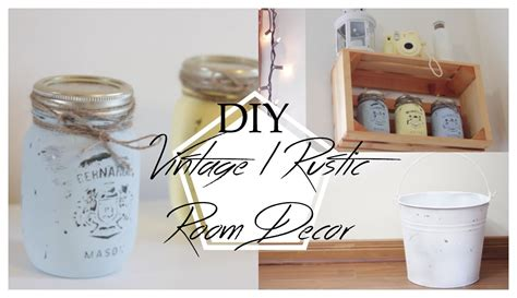 Vintage/rustic Inspired Diy Room Decor // Lara Elizabeth Diy Vg E Juice Uk Robotic Arm 5 Dof Kit Hydro Power Plant Clothes Printing Fallout 4 Pip Boy Tutorial 15 Home Theater Subwoofer Ideas For Best Friends Cute Gifts Christmas