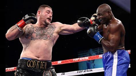 Andy Ruiz Jr Vs Franklin Lawrence Full Fight Unimas Review