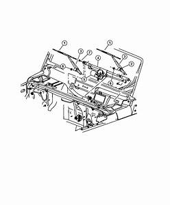 Jeep Wrangler Used For  Motor And Linkage  Windshield