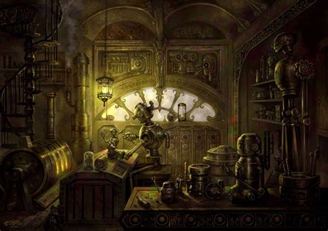 Steampunk Wallpapers HD Wallpaper Cave
