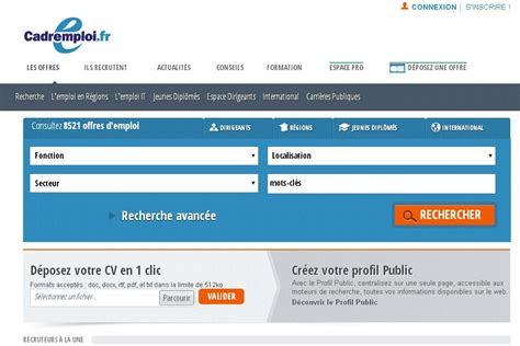 Malipages Offres D%27emploi