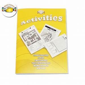 Yellow Selections Activity Manual  Book