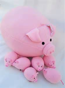 Pig Stuffed Animal Pattern