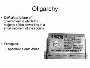 Oligarchy Examples | www.imgkid.com - The Image Kid Has It!