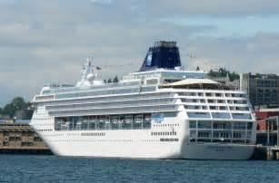 Seattle Cruise Ship