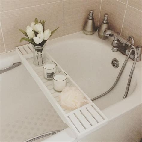 White Bath by White Pine Bath Rack From Dunelm Dunelmuk Photo By