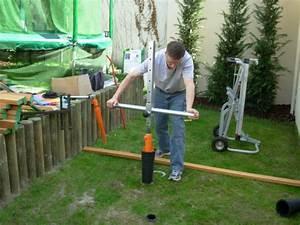 Vis De Fondation Castorama : plots b ton pour terrasse bois fondations visser ~ Dailycaller-alerts.com Idées de Décoration