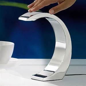 Tischleuchte Dimmbar Touch : nachttischleuchte touch led glas pendelleuchte modern ~ Markanthonyermac.com Haus und Dekorationen