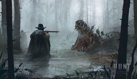 hunt  maxim kostin huntshowdown