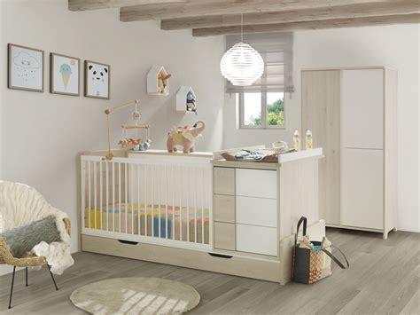 chambre bébé evolutif chambre bébé lit évolutif tiroir armoire finition