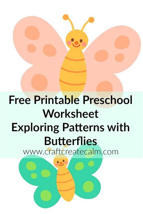 preschool printables free butterfly printables 245 | e2dc5f116bc48e5e6383443c1cd7dc3f letter b activities preschool math activities