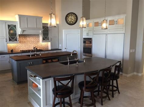 kitchen cabinets islands custom design installation