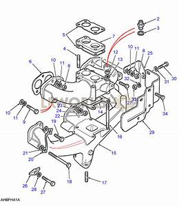 Manifolds - 2 5 Petrol