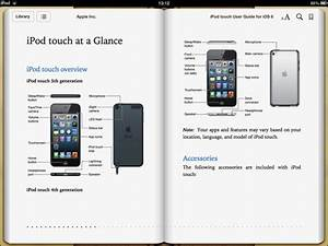 Apple Releases Ipod Touch 5th Gen User Guide As First