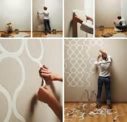 wanddeko selber basteln let er rip cool new home wallpaper for diy room decor