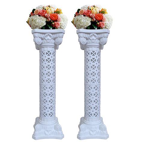 Wedding Decoration Plastic Roman Column Height Adjustable
