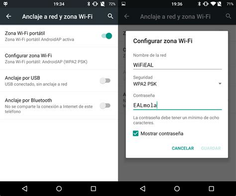 android wifi tutorial paso a paso c 243 mo compartir desde android