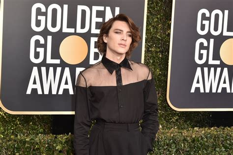 Golden Globes Style Cody Fern Billy Porter Challenged
