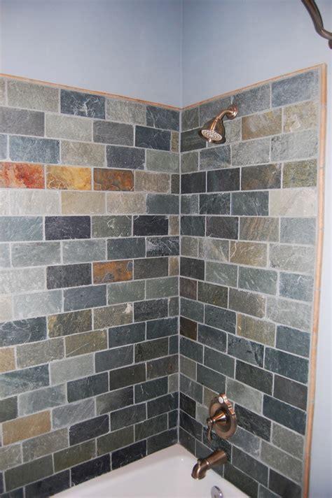 Slate Tile For Bathroom by Slate Tile Bathroom Bathroom Slate Ideas