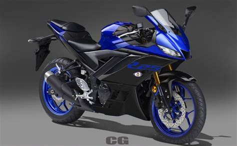 Yamaha R15 2019 Image by 2019 Yamaha R25 New Yamaha R3 Rendered In 5 Colour Options