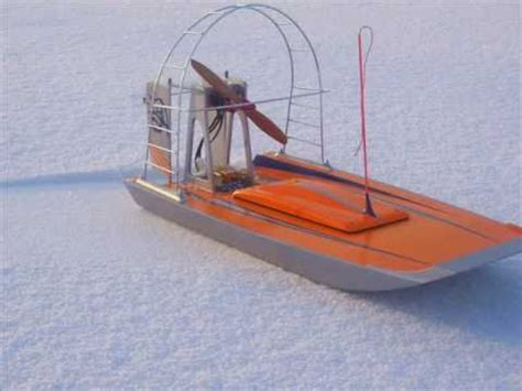 Rc Fan Boat Plans by Diy Airboat Plans Do It Your Self Diy