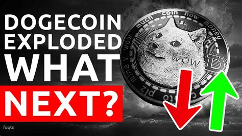 Will Dogecoin EXPLODED?   Dogecoin Price Prediction ...