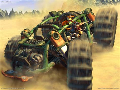 games jak  combat racing picture nr