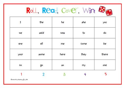 worksheet tricky words them and try to solve