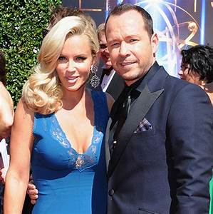 Donnie Wahlberg and Jenny McCarthy's wedding this weekend ...