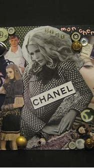 art and musings: Chanel Collages