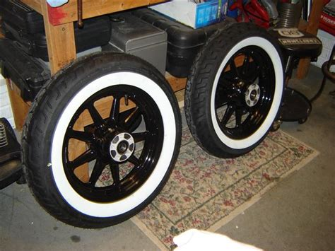 Powder Coated Stock Wheels Pics ?