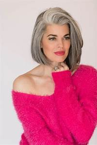 Why, Gray, Hair, Is, Changing, The, Beauty, Industry