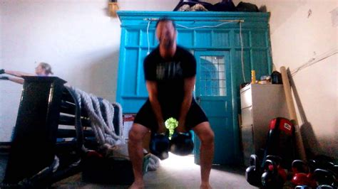 kettlebell heaviest swing