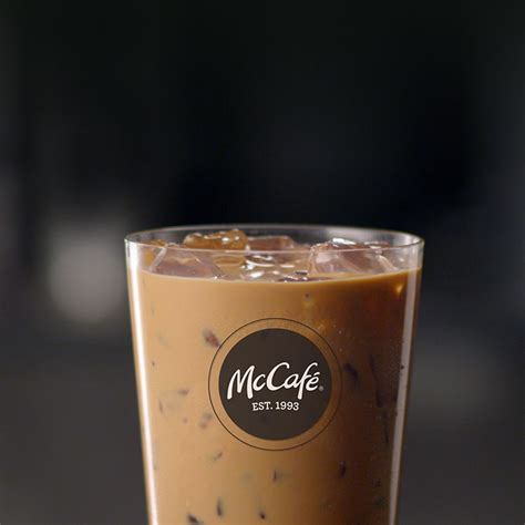 In comparison, this means the caffeine levels of mcdonalds iced coffee are very high. Iced Caramel Macchiato Nutrition Mcdonalds | Besto Blog