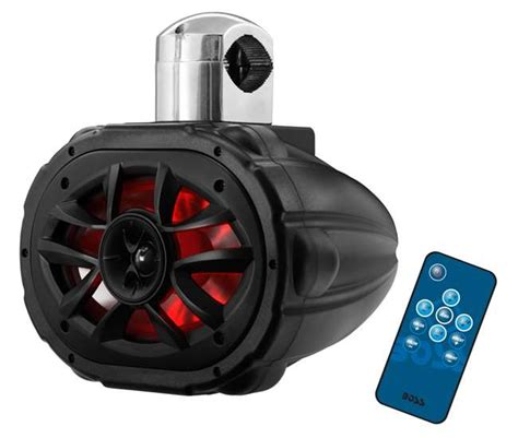 Boat Speakers Dj by Mrwt69rgb 6x9 Quot 600w 4 Way Marine Boat Waketower Led