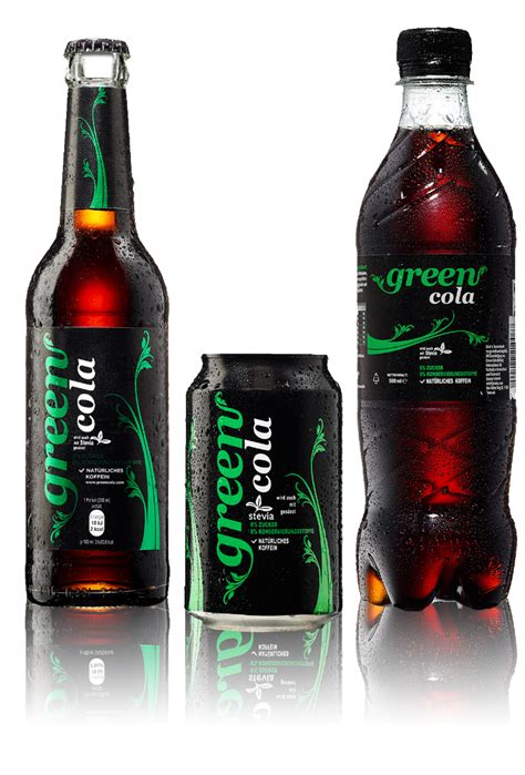 Mit Cola by Warum Green Cola