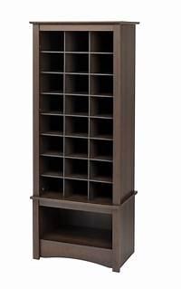 shoe organizer cabinet Tall Shoe Cubbie Cabinet | OJCommerce