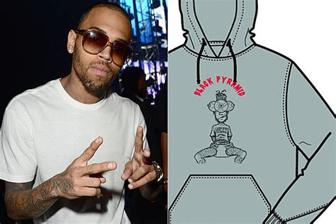 Chris Brown Unveils His Mechanical Dummy Apparel Line On
