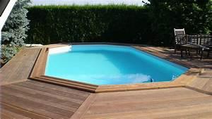 Bois Pour Terrasse Piscine : terrasse piscine desjoyaux ~ Edinachiropracticcenter.com Idées de Décoration