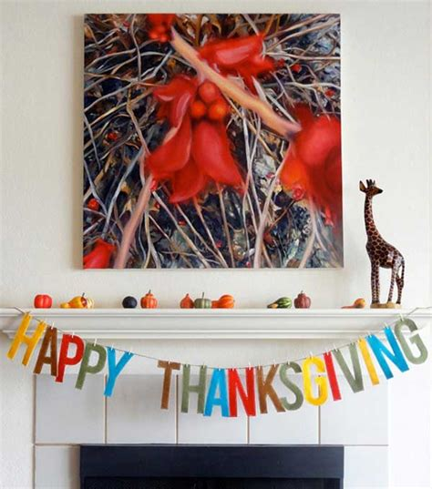 28 Excellent Diy Decor Tips For The Greatest Thanksgiving